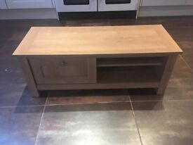 Next Malvern Media Unit and TV Stand
