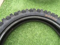 Rear motocross tyres 110/19 34 to choose from