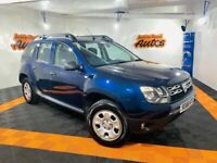 2017 DACIA DUSTER AMBIANCE DCI 4X2 ** LOW MILES ** FINANCE AND PCP AVAILABLE