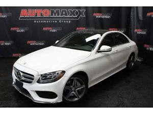 2015 Mercedes-Benz C-Class C300 4MATIC Sport! Loaded!!