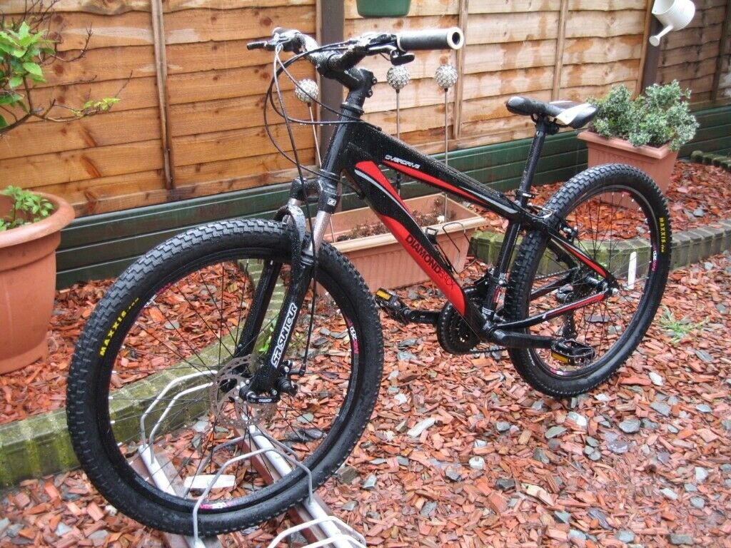 DiamondBack Overdrive Mountain Bike is in very good condition   Hardly used  | in Waltham Cross, Hertfordshire | Gumtree