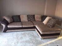 Nearly New DFS Corner Sofa for Only £275 - RRP£2800