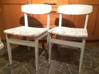 X2 Solid Wood Dining Chairs.