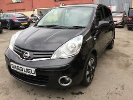 2013 Nissan Note 34000miles