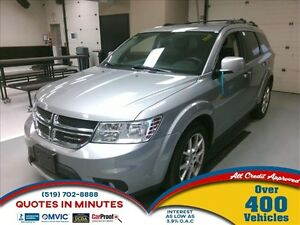 2015 Dodge Journey R/T | LEATHER | 7 PASSENGER