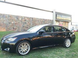 2013 Lexus GS 350 ULTRA PREMIUM PKG. NAVIGATION. REAR VIEW CAMER