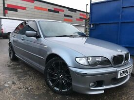 BMW 3 Series 2.5 325i M Sport Full Service History Xenon Lights 3 Months Warranty 4 New Tyres