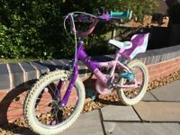 Child's / Girls Bicycle