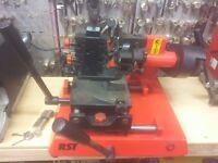 RST Mortice key cutting Machine