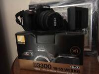 Brand New Nikon D3300 DSLR