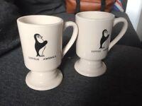 Little America coffee mugs