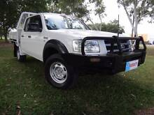 2007 Ford Ranger XL Dual Cab Ute TD Manual West Mackay Mackay City Preview
