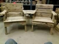 Jack n Jill seats