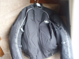 MENS MOTOR-CYCLE JACKET