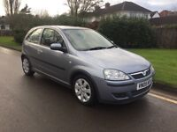Vauxhall corsa 1.2 sxi MOT 2018, 3 Owners From New