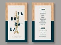 Restaurant, Café & Bar Menu Graphic Designer