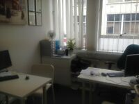 PRESTIGIOUS FULLY EQUIPPED SERVICED OFFICES AVAILABLE STARTING FROM £250*