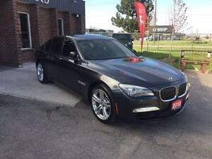 2010 BMW 7 Series i xDrive M Package