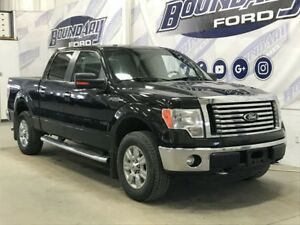 2012 Ford F-150 SuperCrew XLT XTR 5.0L