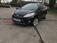 Ford Fiesta 1.4 titanium 1st car 5 door