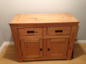 Sideboard and tv unit