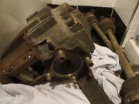 Mazda Mx5 VLSD Viscous Differential Diff with shafts