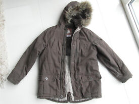 M &S Kids Arctic Coat