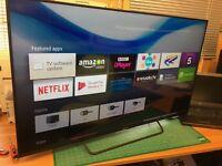 Sony 50 inch TV Smart KDL-50W755C