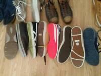 Job lot of men shoes