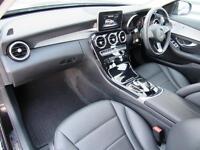 Mercedes-Benz C Class C250 BLUETEC SPORT (black) 2014-10-30