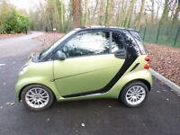Smart Fortwo 1.0 MHD Passion 2010