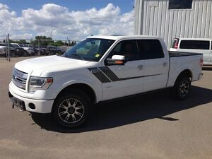 2013 Ford F-150 Limited Supercrew AWD-Tri Colo