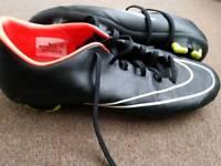 Nike football shoes size 6
