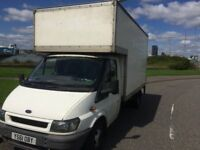 Removals. Man & Van. Hourly Rate. Clearance. Professional, Insured. Great prices.