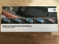BMW Snap in Adapter Universal