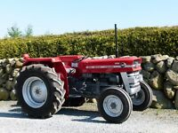 For Sale - Massey Ferguson 135