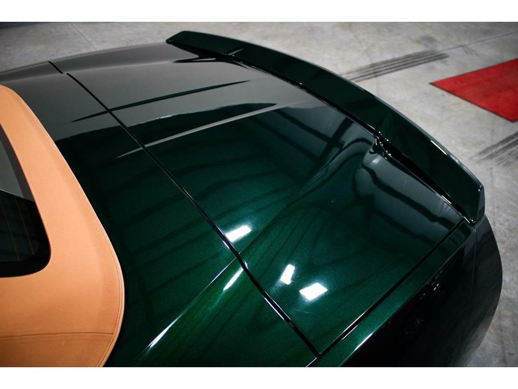 2014 Green Chevrolet Corvette Convertible 3LT | C7 Corvette Photo 10