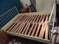 FREE BED FRAME IKEA