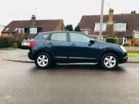 OPEN TO OFFERS! 2007 Nissan Qashqai 1.5 Acenta, Parking Sensors,MOT,FSH