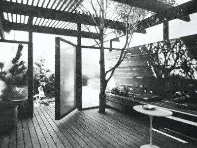 Plan Build Mid Century Modern design DECKs Patios Landscape Architecture Engawa Landscaping Deck Designer
