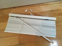 IKEA LINDMON Wooden blinds - White