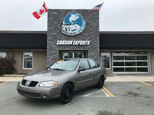 2004 Nissan Sentra 1.8! AS TRADED!