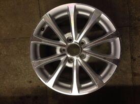 S2000 rear road wheel