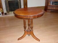 Side table in perth and kinross other dining living for John e coyle dining room furniture