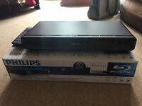Philips Blu-Ray BDP3000 Player