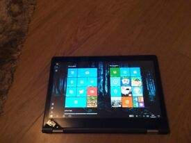 Lenovo yoga touch screen/convertible laptop