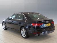 Audi A4 TDI ULTRA SE (black) 2016-04-15