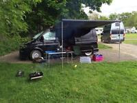 Vw t5 .transporter, van, day van camper