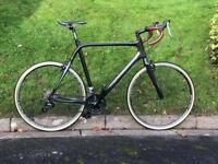 Carbon Cross Bike. Columbus MUD-X Frame