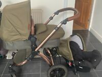 Ickle bubba stomp v4 travel system
